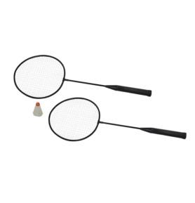 Zestaw do badmintona metalowy Schemat