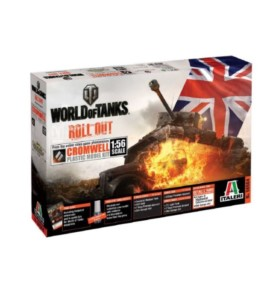 ITALERI 56504 Czołg World Of Tanks: CROMWELL