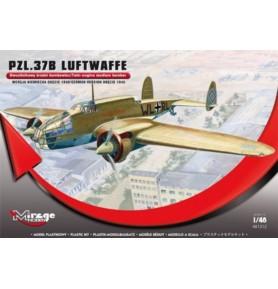 MIRAGE 481312 Bombowiec PZL. 37B Luftwaffe