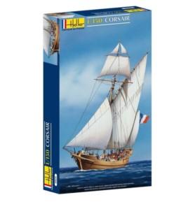 HELLER 56616 Żaglowiec Corsair (zestaw)