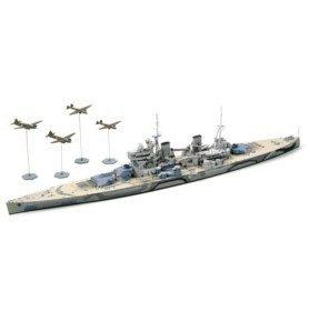 TAMIYA 31615 Pancernik Prince of Wales