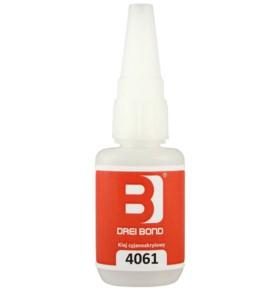 Klej Cyjanoakrylowy DREI BOND 4061 (20g)