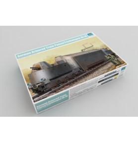 TRUMPETER 00223 Niemiecki pociąg pancerny