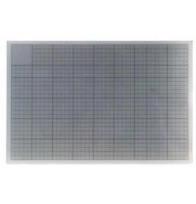 Mata do cięcia transparentna A3 3mm Leniar