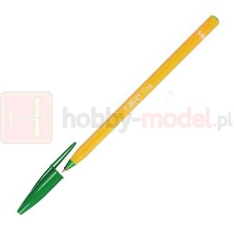 Długopis BIC Orange Fine (zielony)
