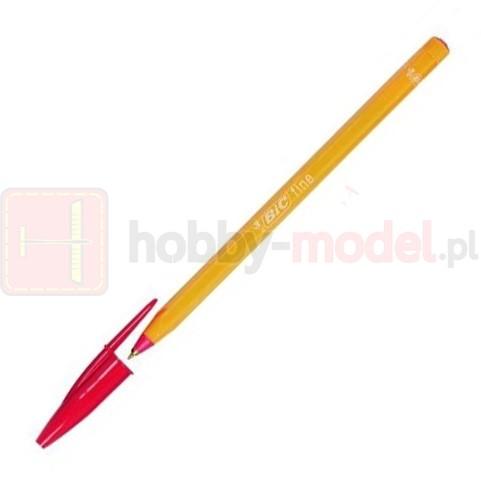 Długopis BIC Orange Fine (czerwony)
