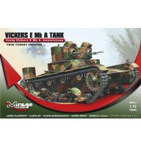 MIRAGE 726003 Czołg Vickers E Duwieżowy